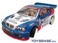 1:7 Nitro gas car toy,4WD car hobby
