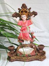 resin religious craft