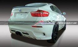 fiberglass bodykit style HM for BMW X6
