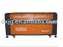DX-1610S Laser cutting system with two laser heads
