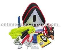 26 pcs car emergency kit,auto safety kit,car first aid kit