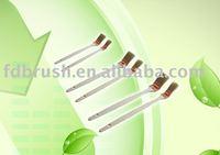 elbow head plastic handle PAINT BRUSH