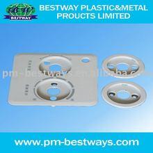 High precision plastic lid