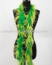 2011 NEW FASHION OSTRICH FEATHER BOAS FEATHER SCARF/SHAWL/TIE/NECKWEAR BULK QUANTITY FOR SELL