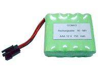 ICR14500-3S1P 11.1V 800mAh lithium battery pack