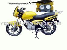 DLS 125cc CNG bike