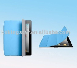 for apple Ipad 2 foldable smart cover case