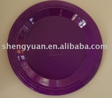 plastic dish plates and trays