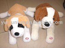 electronic animal dog toy
