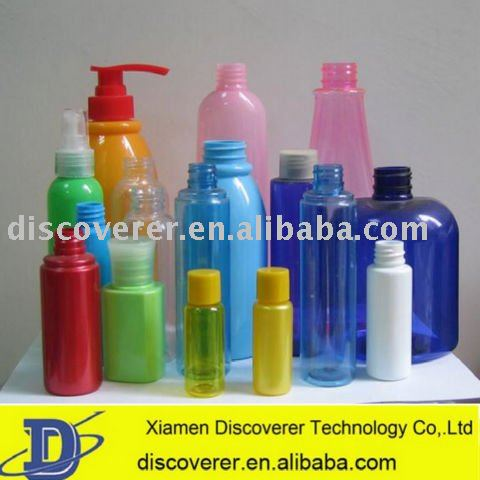 New style cosmetic bottles and jars