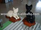 Resin Cat/dog figurine Urns