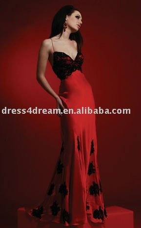 Black Dress on Red And Black Wedding Dresses  View Red And Black Wedding Dresses
