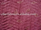 KNITTED VELOUR FABRICS