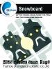 Outdoor Steel & Plastic Children shoe covers(ZY-70201-XL L M S)