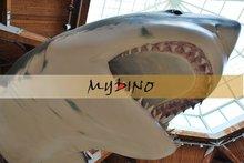 Animatronic animal shark