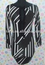 new special design ladies dress