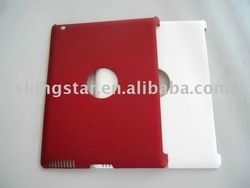 High quality pc hard case smart cover for ipad 2 case