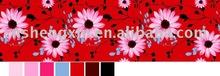 2012 fashion 100% polyester 4pcs home textile fabric