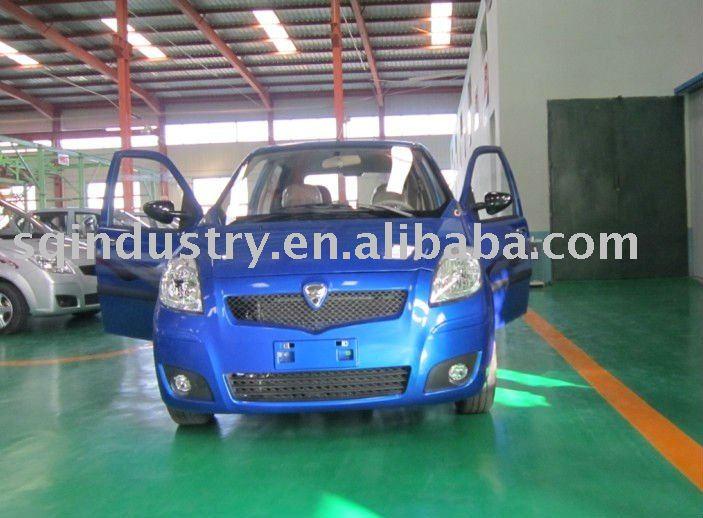 pure electric car