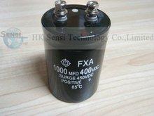 1000MFD 400VDC Hitachi Capacitor