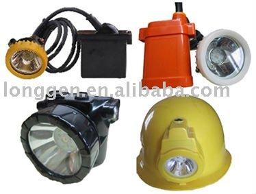 Led Mine Safety Cap Lamp, miner's cap lamp, cap lamp, miner lamp, mining lamp, mining light, cordless cap lamp, head lamp