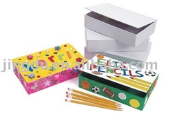 Paper Pencil Box for Promotion