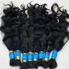 wholesale price brazilian virgin hair bulk remi hair all textures available