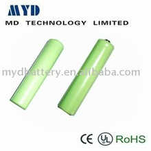 2011 news High quality Enviromental 1.2v 300mah ni-mh rechargeable battery for cordless phone