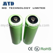 2011 news High quality 1.2v AA 400mah ni-mh rechargeable battery for cordless phone