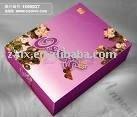 2012 The Fashion Color Tissue Box Printing