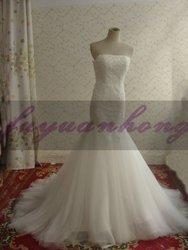 2011 fashion wedding dress bridal wedding dress /RD2052