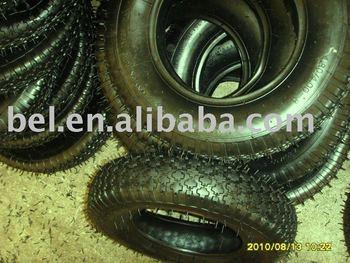 solid wheel barrow tyre