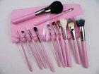 Breast Cancer Awareness Makeup Brush Holder