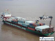 Sea Freight Shipping from China to SRI LANKA