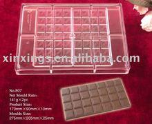 Chocolate bar mould