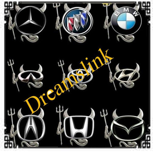 funny car stickers. car stickers / Little Devil 3D car stickers / Funny car stickers / Small