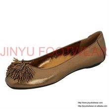 Shinning metalics woman shoes