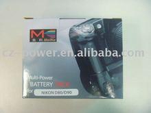 LCD Battery Grip For Nikon D90/ D80