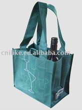 non woven wine tote bag
