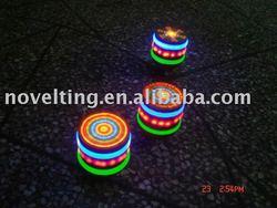 LED Flashing Whirligig