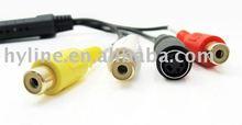 EasyCap USB 2.0 Video Adapter with Audio