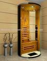 Acquazzone di lusso della stanza di sauna del cedro di Foshan nuovo