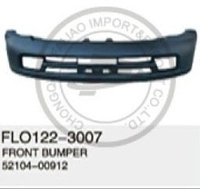 BLACK FRONT BUMPER FOR TOYOTA 3400 52104-00912