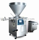Sausage vacuum filler equipment