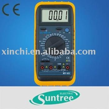 MY65 4 1/2 Digital Multimeter