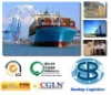 sea freight from Hongkong China to MONTERREY Mexico