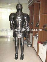 Metal home decoration/Art&Collectrible/Souvenirs/Nautical/Samurai/Antique/Medieval/Decotation/Sword/Movie Armour J47XW
