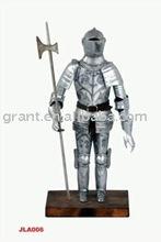 Souvenirs/Nautical/Samurai/Antique/Medieval/Decotation/Sword/Movie/Metal craft/Trique Initation Crafts Armour J53XW
