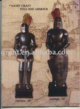 Samurai/Antique/Medieval/Decotation/Sword/Movie/Metal craft/Trique Initation Crafts/Metal home decoration Armour JA0702L JA0703L