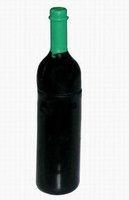 red wine bottle shape usb stick